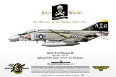 McDD F-4J Phantom II by www.AviationGraphic.com, via Flickr