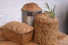 Bread in cans