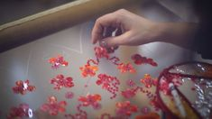 Making-of der Haute Couture-Kollektion CHANEL Spring-Summer 2015 - Chanel Clothe. Making-of der Haute Couture-Kollektion CHANEL Spring-Summer 2015 – Chanel Clothes – Trend Chane Tambour Beading, Tambour Embroidery, Couture Embroidery, Couture Sewing, Embroidery Designs, Flower Embroidery, Embroidery Stitches, Col Crochet, Chanel Outfit