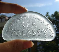 Totally my motto haha #seaglass #treasures #findyourhappiness