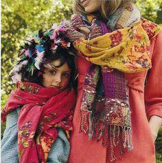 Gypsy pashmina heaven