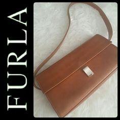 Furla Italy Genuine Leather Purse