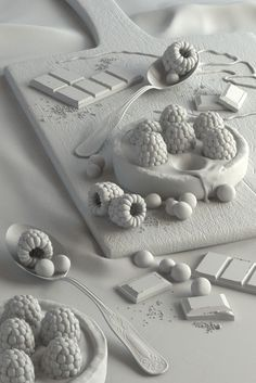Raspberry Madness by Tuna Unalan   Realistic   3D   CGSociety