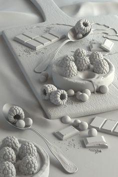 Raspberry Madness by Tuna Unalan | Realistic | 3D | CGSociety