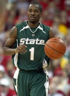 Kalin Lucas! I dont only like him becuase of his name...