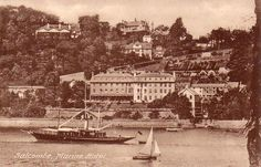 Salcombe, The Marine Hotel – Devon | South West Past Times ...