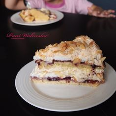 Russian Recipes, Vanilla Cake, Cake Recipes, Sweet Tooth, Pie, Sweets, Cookies, Chocolate, Food