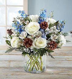 Winter Wishes Bouquet™ | 1800Flowers.com - 161264