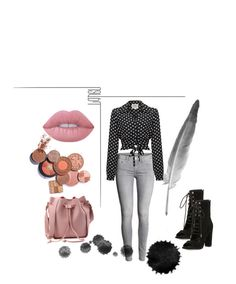 """""""Untitled #26"""" by marcy-marzipan on Polyvore featuring Kendall + Kylie and Lime Crime"""