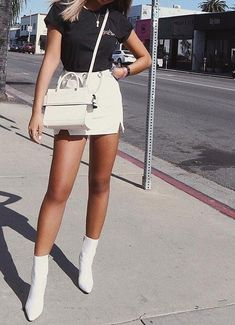 How to wear fall fashion outfits with casual style trends Girly Outfits, Trendy Outfits, Fashion Outfits, Womens Fashion, Fashion Trends, Sexy Casual Outfits, Fashion Fotografie, Looks Style, My Style
