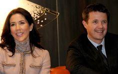Princess Mary and Prince Frederik Photos - Danish Crown Prince And Crown Princess Attend Danish Design Event - Zimbio