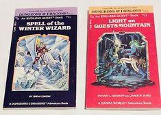 research.unir.net Locker Magnet. TSR Dungeons & Dragons Players ...
