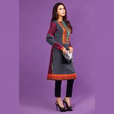 Latest Eid Collection By Warda 2017 Outfits for Girls