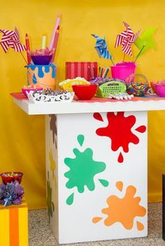 Ideas decoraci n y manualidades para fiestas fiesta - Leal decoracion ...