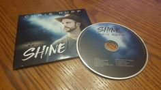 New CD from Chris Rupp - Shine Don't forget to pick yours up today,  very beautiful music!