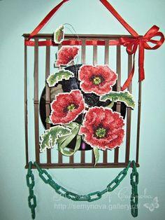 Gallery.ru / Фото #110 - вышивка цветы - semynova
