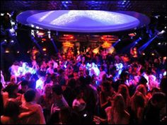 Lavo - there or Tao is a must one night!