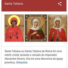 """6 Me gusta, 1 comentarios - Tati Gomes (Tamea Nasgoti) (@tameanasgoti) en Instagram: """"#santatatiana"""""""