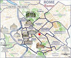 Hotel Picasso Via Venezia, Rome