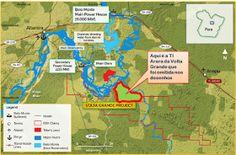 | Belo Monte viabiliza mineração em terras indígenas |