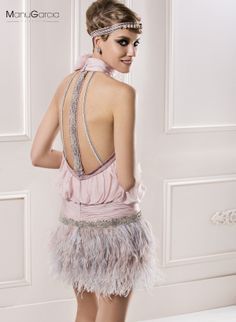 Vestido de fiesta Colección 2014 #byManuGarcia