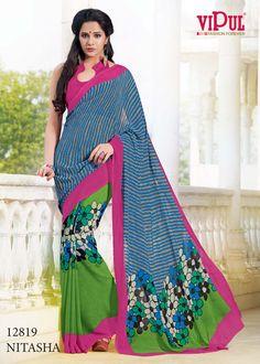 #VipulFashions #FashionForever #Saree #Sari #Royalty #Catalog