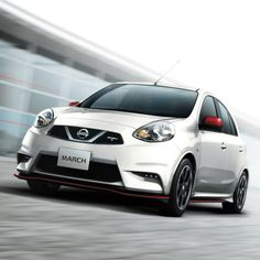 Nissan March NISMO S