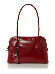 This Radley leather tote bag is so streamlined and stylish and is on sale at House of Fraser UK.