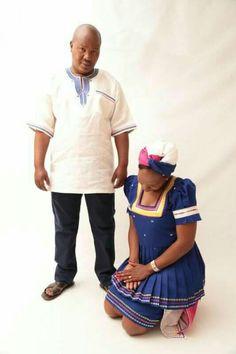 Traditional Pedi Traditional Attire, Traditional Wedding Attire, Traditional Fashion, Traditional Outfits, Tsonga Traditional Dresses, South African Traditional Dresses, African Wear, African Attire, African Fashion Dresses
