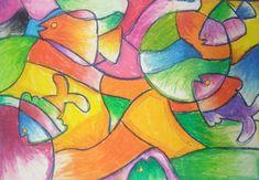 Design,curves line , mural,fish, Geometrical shapes ,Development of aesthetic sense and creation of utility through design.Elementary & Intermediate Drawing Grade Exam Classes in Thane Drawing and Painting Classes for Elementary / Intermediate Drawing Exam, drawing classes for elementary, water colour painting classes, Drawing & Painting Classes एलिमेंटरी / इंटरमिजिएट ड्रॉइंग परीक्षा Drawing Classes, Painting Classes, Elementary Drawing, Aesthetic Sense, Curved Lines, Drawing For Kids, Watercolor Paintings, Curves, Shapes