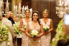 Demoiselles Damas adultas Damas de honra Casamento Perfeito