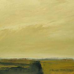 """Saatchi Art Artist Mark Russell; Painting, """"Between Fields"""" #art"""