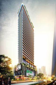 Grand SOHO Pancoran at Pancoran Gatsu CBD, South Jakarta / Mixed-Use Developments / Under Construction