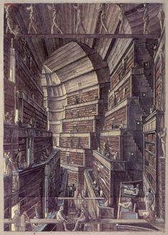 Fantastic Libraries | tygertale