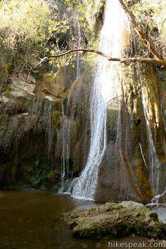 Escondido Falls Malibu