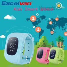Smartphone Kinder Kid Armbanduhr G36 Q50 GSM GPRS GPS Locator Tracker Anti-verlorene Smartwatch Kind Schutz für iOS Android //Price: $US $20.89 & FREE Shipping //     #smartwatches