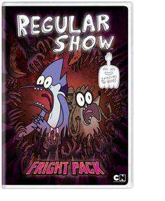 Cartoon Network: Regular Show - Fright Pack (Vol. 4) @ niftywarehouse.com #NiftyWarehouse #RegularShow #TV #Shows #Cartoon
