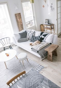 In 6 stappen naar een Scandinavisch interieur - Alles om van je Huis je Thuis te maken! | HomeDeco.nl