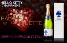 Hello Kitty Champagne Bauget-Jouette 2013