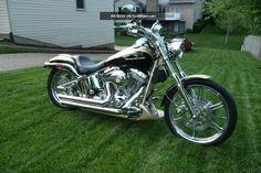 Harley-Davidson+Screaming+Eagle | ... Anniversary Cvo Harley Davidson Screaming Eagle Deuce Softail photo 10