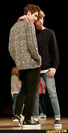 Junhui/Jun and Minghao/The8