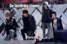 Satansoo and his slaves