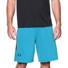Under Armour Men's Raid Shorts, Size: Small, Blue
