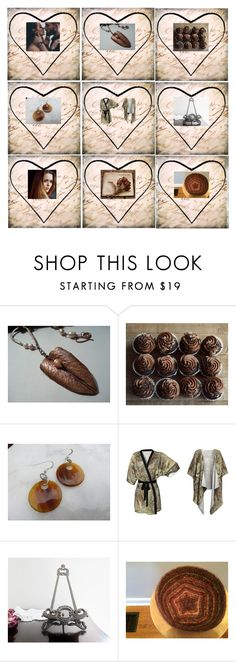 """""""Box Of Chocolates"""" by jarmgirl ❤ liked on Polyvore featuring EASEL, Toni&Guy, Hostess, etsy, valentinesday, etsygifts and shopetsy"""