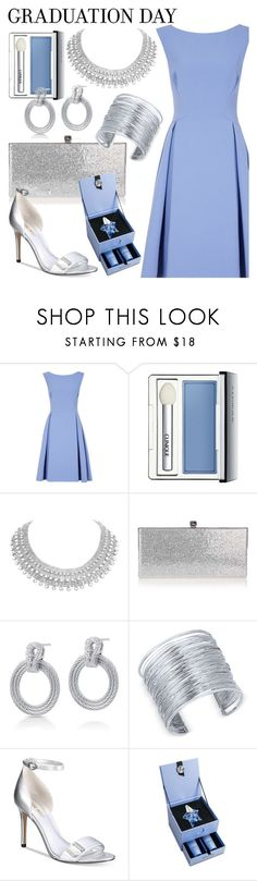 """""""Graduation Day"""" by haveaflowerday ❤ liked on Polyvore featuring Clinique, Jimmy Choo, Alor, INC International Concepts, Nine West and Thierry Mugler"""