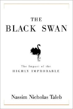 The book focuses on the extreme impact of certain kinds of rare and unpredictable events (outliers) and humans' tendency to find simplistic explanations for these events retrospectively. This theory has since become known as the black swan theory.  The book also covers subjects relating to knowledge, aesthetics, and ways of life, and uses elements of fiction in making its points.  (by Wikipedia)