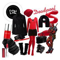 """""""Deadpool"""" by ellia on Polyvore"""