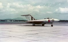 Gloster Javelin FAW7 XH754 at Butterworth