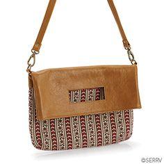 Handbags & Shoulder Bags - Sumana Foldover Bag