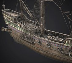 Ship Golden Hind 1577 This is a low-poly model of Ship Golden Hind. I hope you like this model Golden Hind, Model Ship Building, Model Hobbies, Low Poly Models, Wooden Ship, George Washington Bridge, Model Ships, Boats, Kohaku